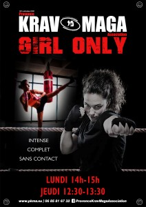 A3 KRAVMAGA GIRL ONLY